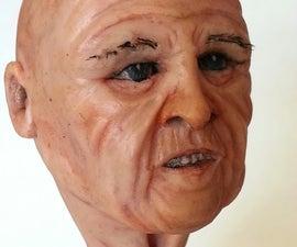 Sculpt a Human Head