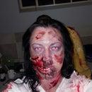 Zombie Halloween Makeup