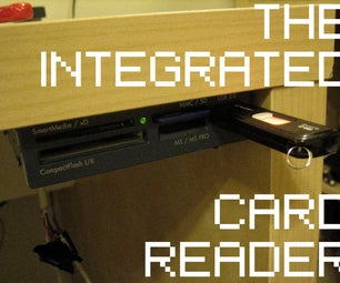 {THE INTEGRATED CARD READER}