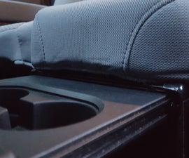 F150 lock compartment
