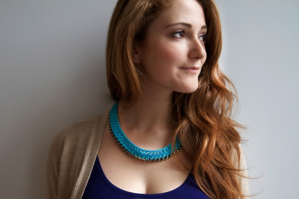 Picture of Crochet Chain Necklace