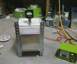 Homemade Electric Kiln