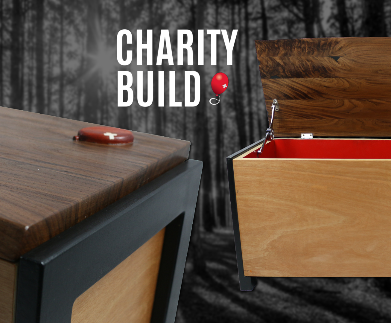 Picture of Blanket Chest - Charity Build