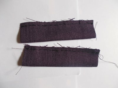 Sewing and Attaching Small Loops