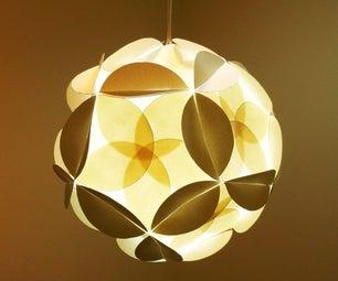 Shadow Star Lamp