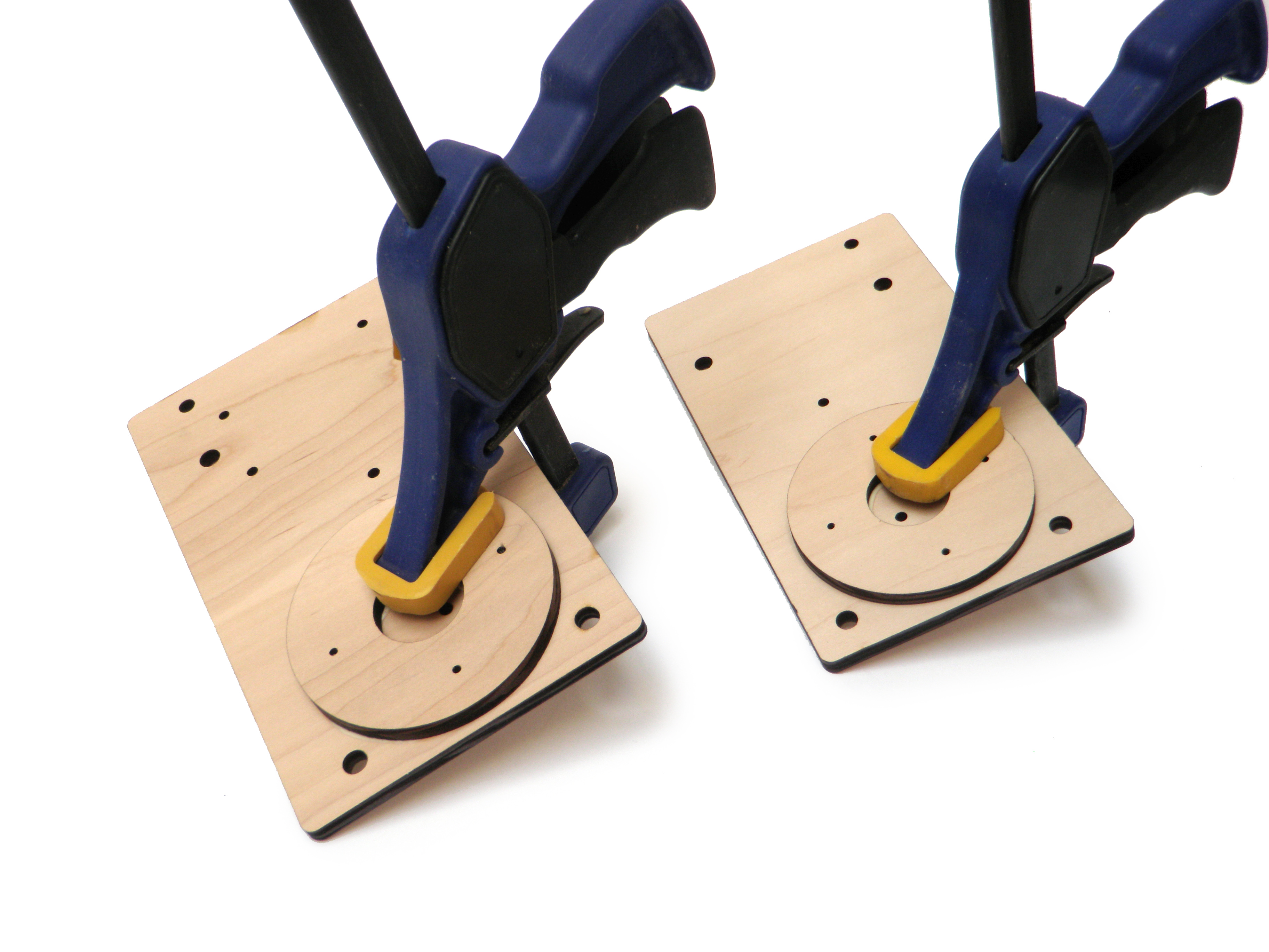 Picture of Glue and Clamp