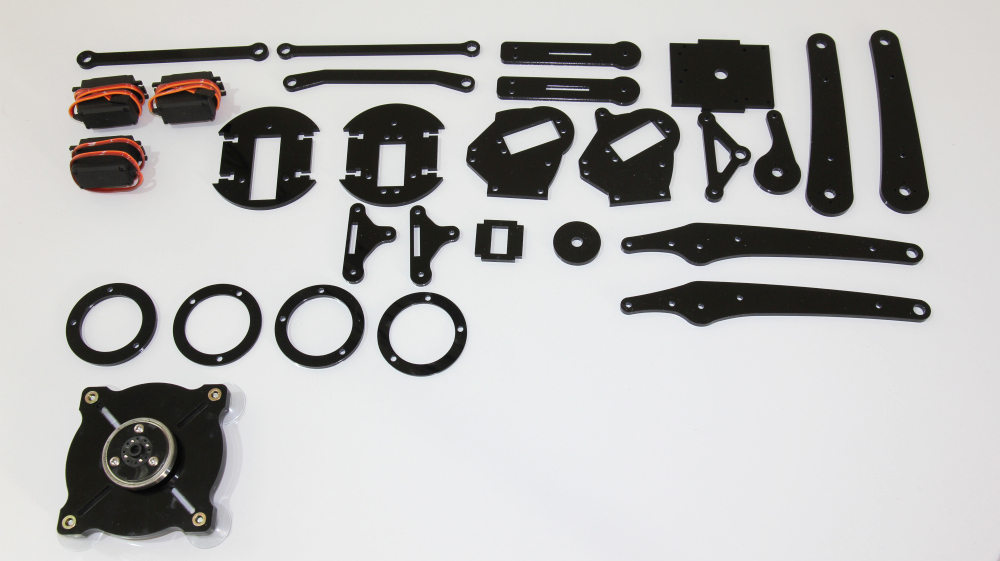 Picture of Outer Turntable Assembly