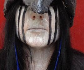 Crow (Tonto) Headpiece