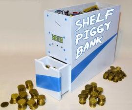 Shelf Piggy Bank