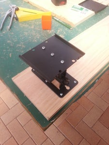 Placing the Brackets