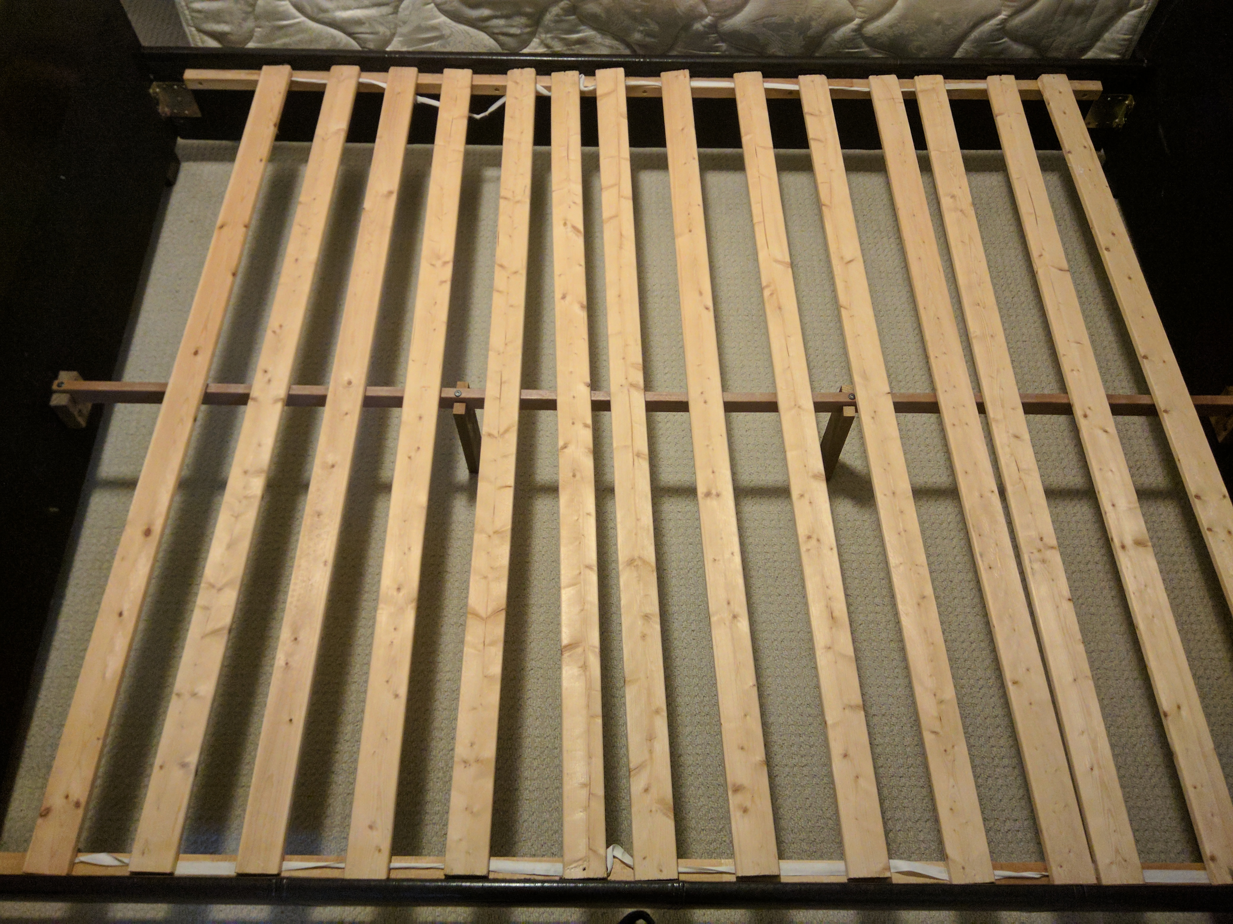 Picture of Bed Slats Improvement