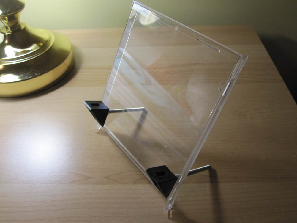Picture of IPad Mini Kindle Fire or Playbook Tablet Stand