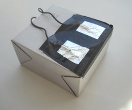 Simple Lie Detector (from Solid Components)