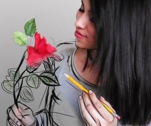 Sketchy Photographs