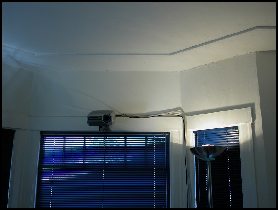 Picture of Projector Mount