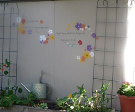 Making Wall Stickers