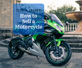 How to Sell a Used Motorcycle