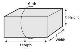 Length Height and Width