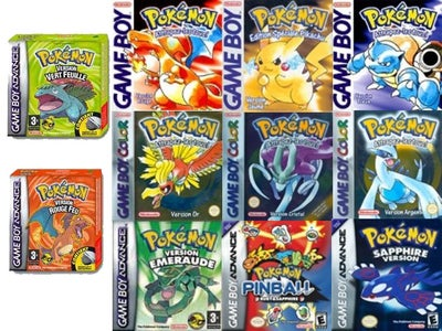 Download the Pokemon Game