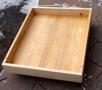Build Bottom Tray