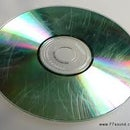 How to remove scratches from cd/dvd