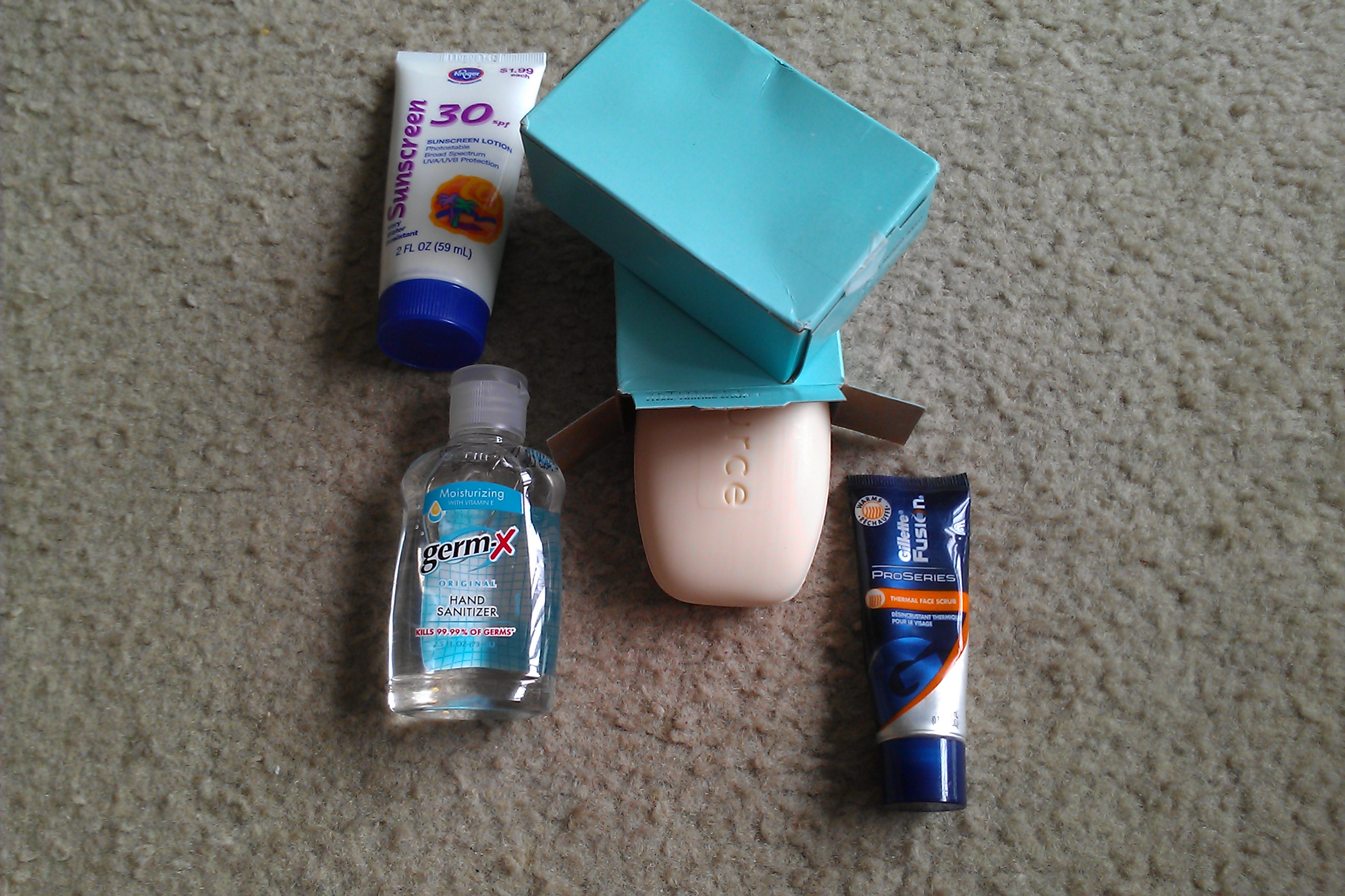 Picture of PERSONAL HYGIENE/FIRST AID