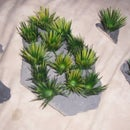 Realistic Breeding Grass