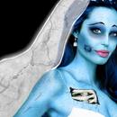 Pixlr Transformation: Corpse Bride