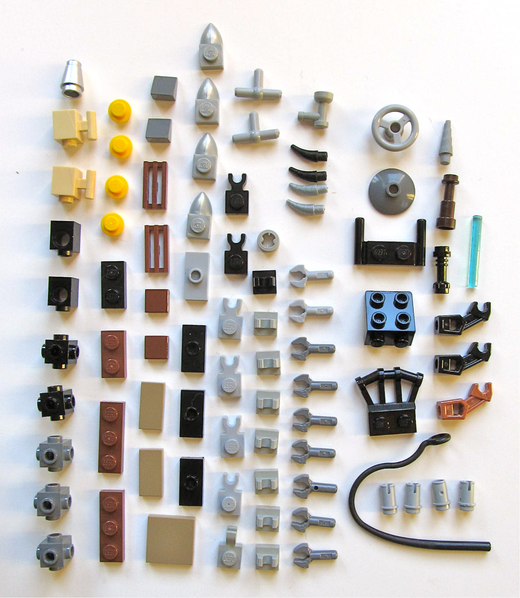 Picture of Bioshock Big Daddy Parts