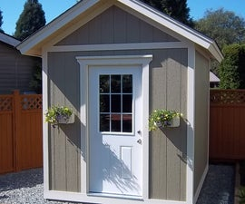 How to Build a Shed - Step-by-Step Video Tutorials