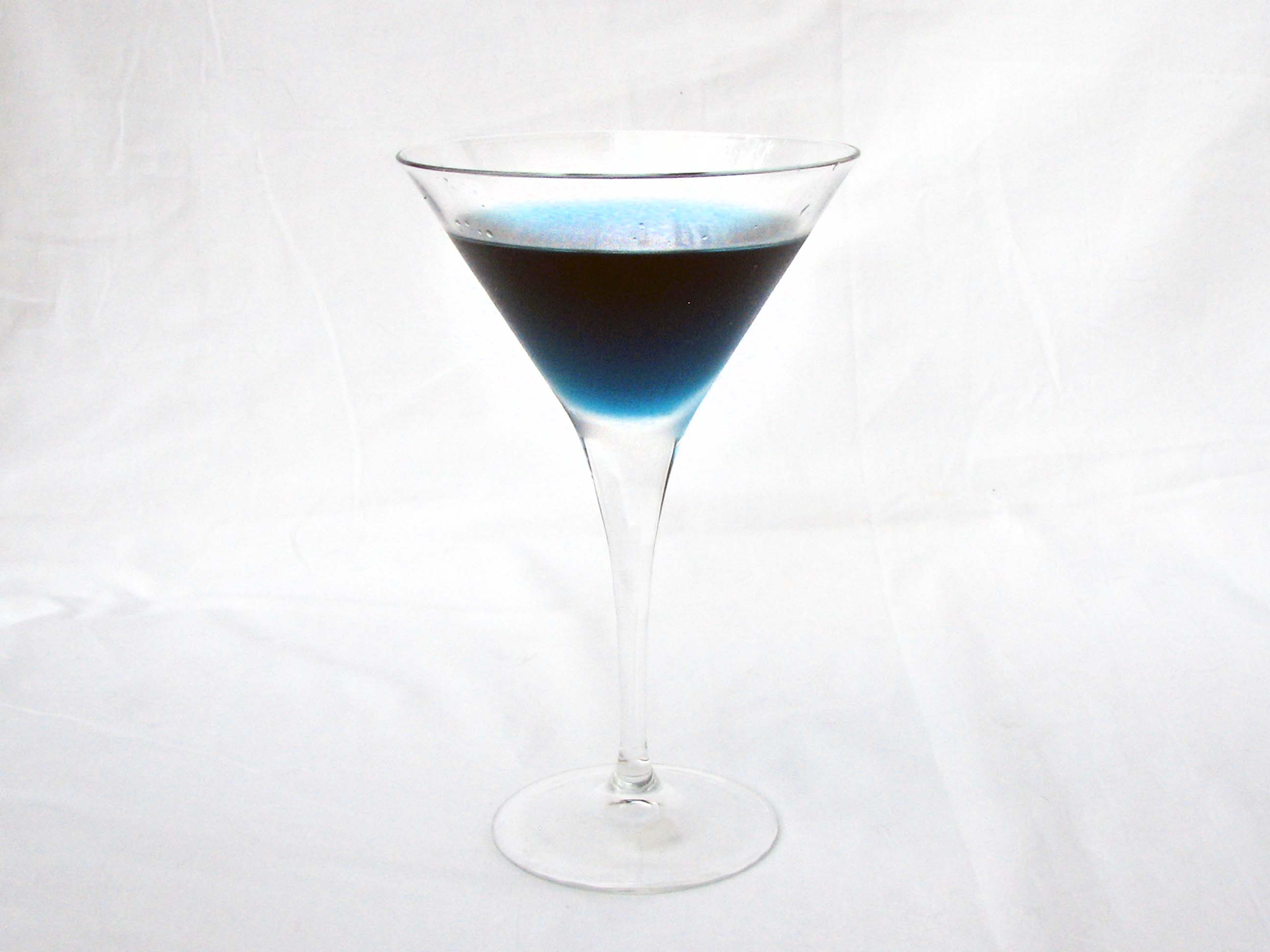 Picture of The Indigo Blush (My Recipe for a Color-Changing Cocktail)