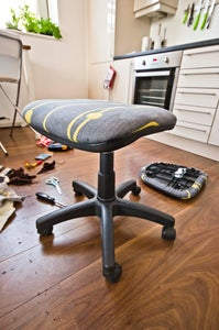 Reassemble Your Chair