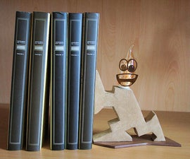 Gervasio - The books holder