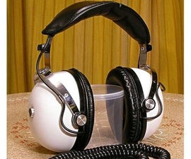 Retro Beats [DIY Bluetooth Headphones]