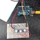 Arduino colour mixer