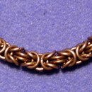 Byzantine Chainmail(le) Speed-weaving