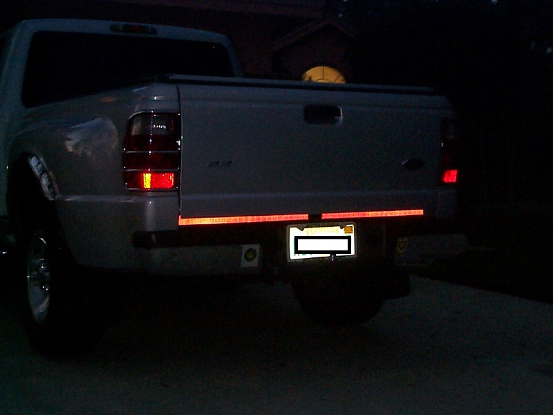 Picture of Reflective Tape Tailgate