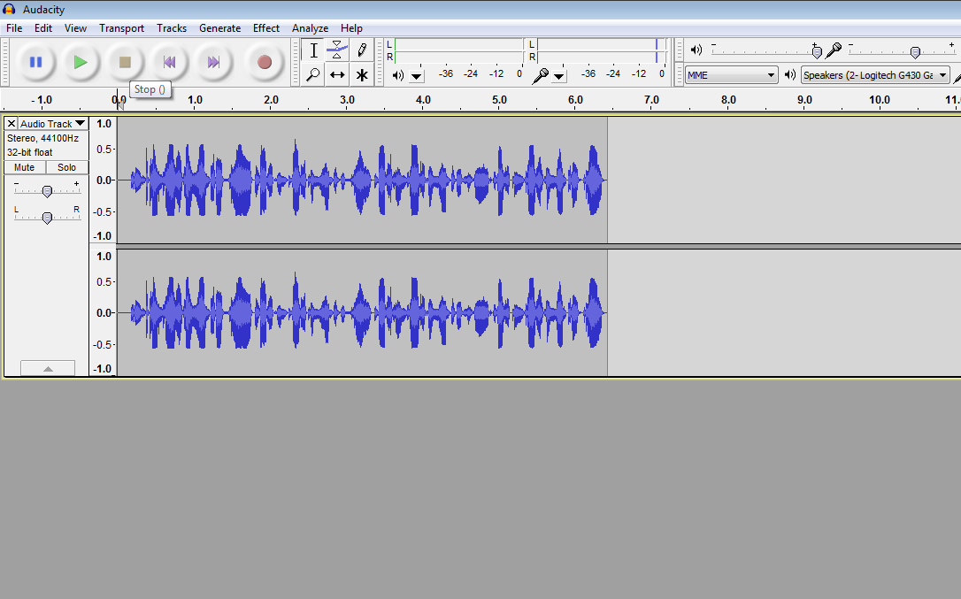 Picture of Step 1: Record the Audio Files