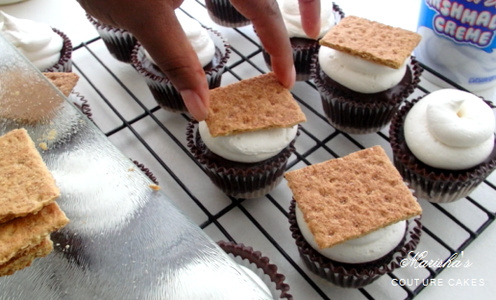Bring on the S'mores!