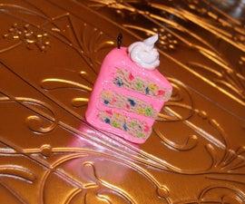 Piece of Cake Pendant! (It's a piece of cake!)