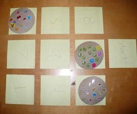 Indoor Disc Fling