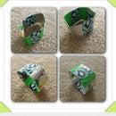 Reversible Duct Tape Bracelet