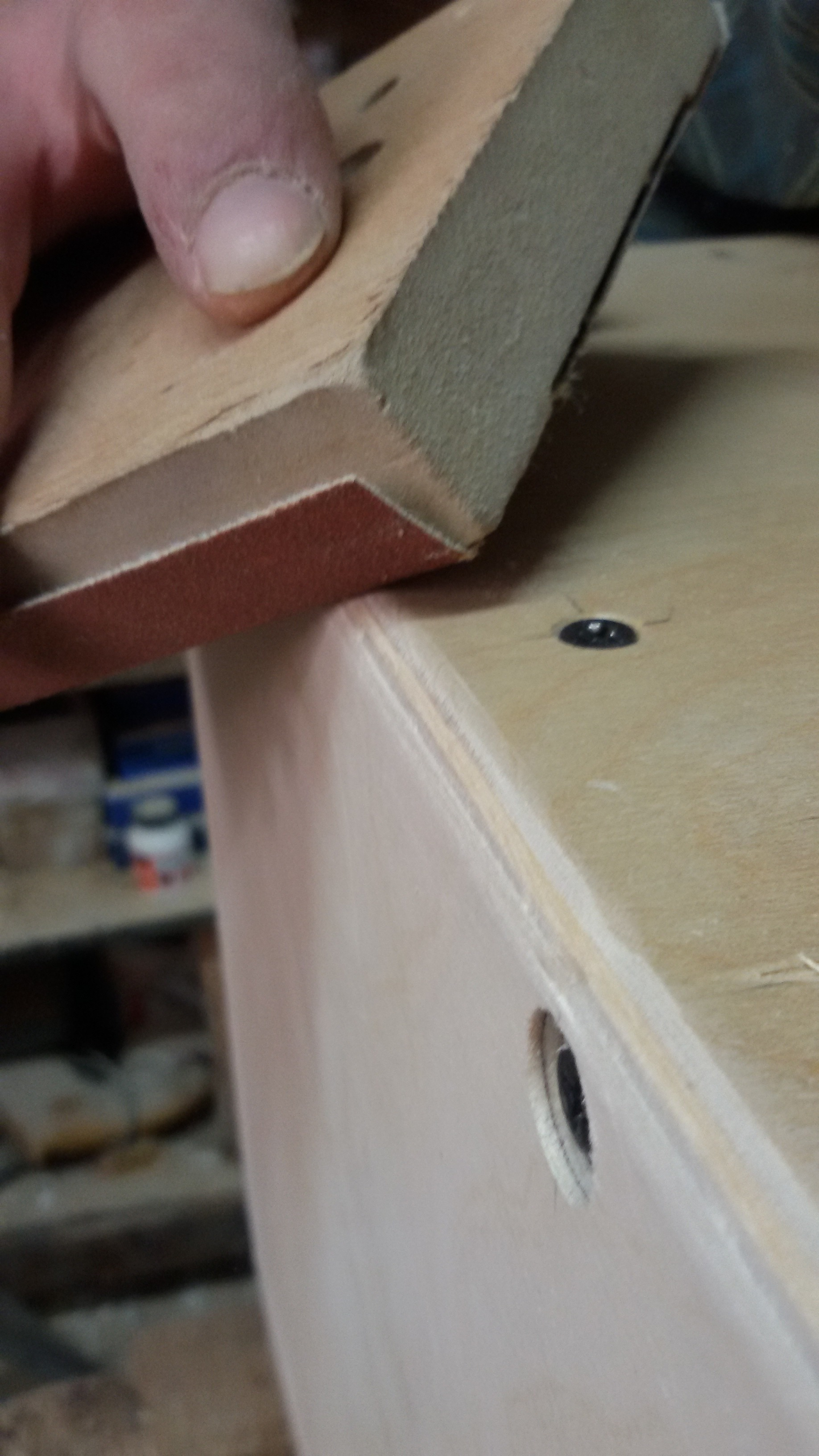 Picture of Stabilizing the Back Part