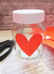 Stick the Heart to the Jar