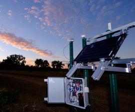 Voltage Divider for Solar Panel/Battery monitoring