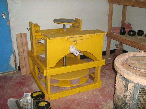 Country Pottery Kickwheel
