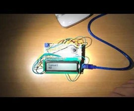 Arduino: Random Options Picker
