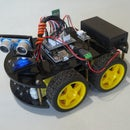 Assemble Elegoo Arduino Robot Version 2.0