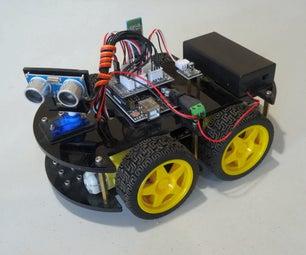 Assemble Elegoo Arduino Robot Version 2.0