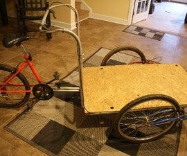 A Prototype Cargo Trike